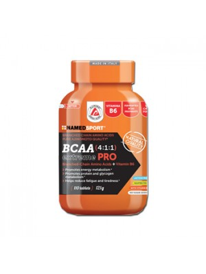 Named Sport BCAA 4:1:1 Extremepro 110 Compresse - Integratore Alimentare
