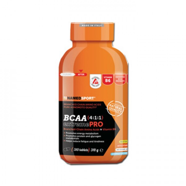 Named Sport BCAA 4:1:1 Extremepro 310 Compresse - Integratore Alimentare