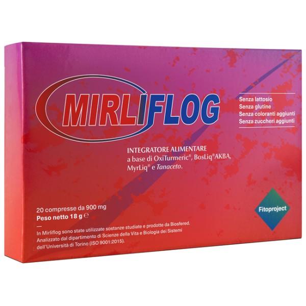 MIRLIFLOG 20 Cpr
