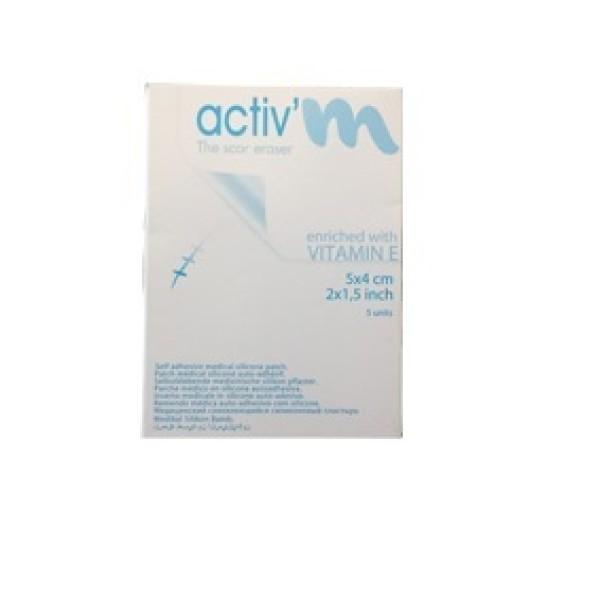 ACTIV'M Cer. 5x4cm 5pz