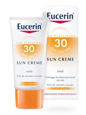 Eucerin Sun Crema Viso SPF 30 50ml