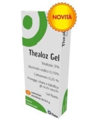 Thealoz Gel Idratante Oculare 30 Flaconcini