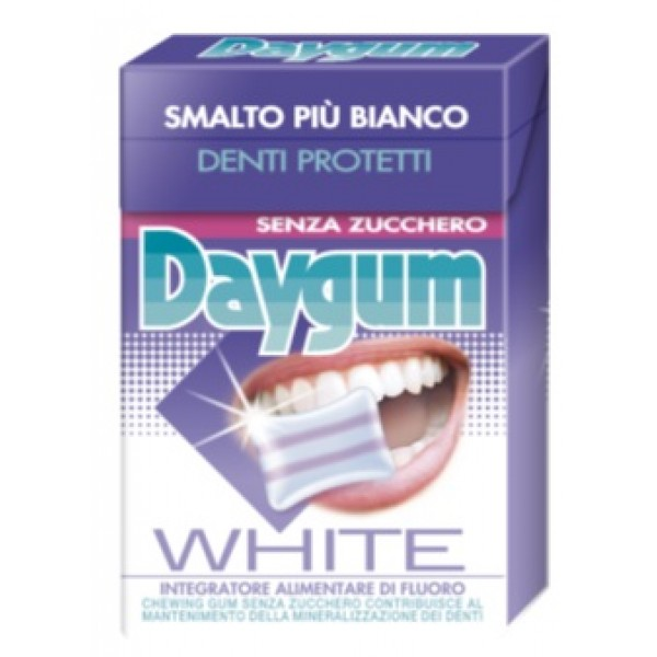 DAYGUM WHITE