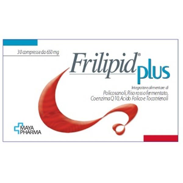FRILIPID PLUS 30CPR
