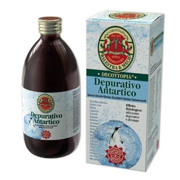 Depurativo Antartico Con Stevia 500 ml - Integratore Alimentare