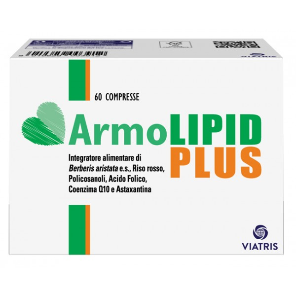Armolipid Plus  Integratore Alimentare 60 Compresse
