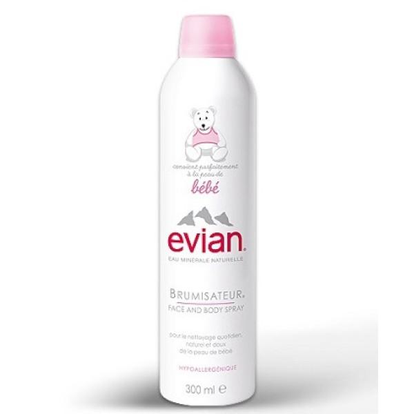 EVIAN Brumisateur Fac Spray 300ml