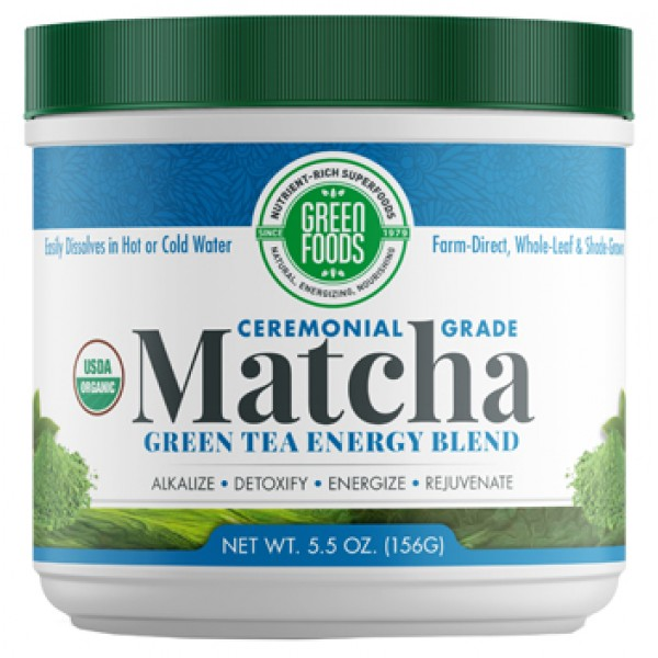 MATCHA Green Tea 156g