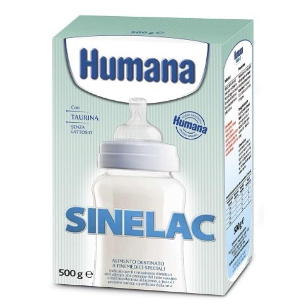 Humana Sinelac 1 Latte in Polvere 500 grammi