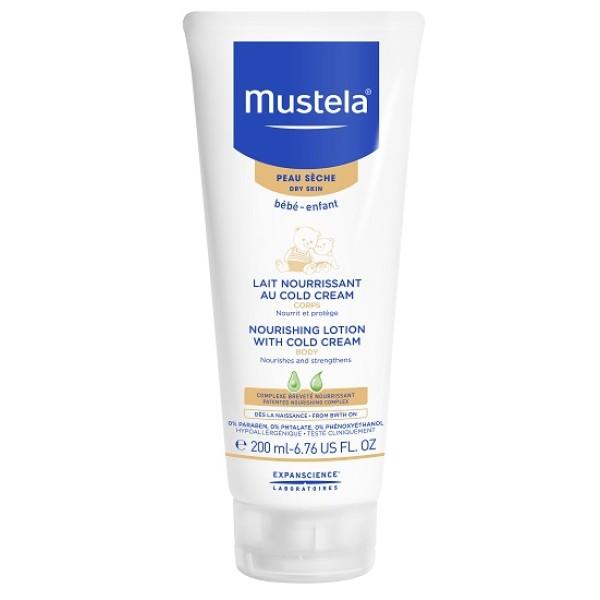 Mustela Cold Cream Latte Corpo 200 ml