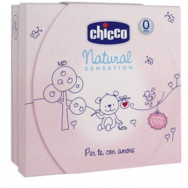 Chicco Natural Sensation Cofanetto Regalo Bambina