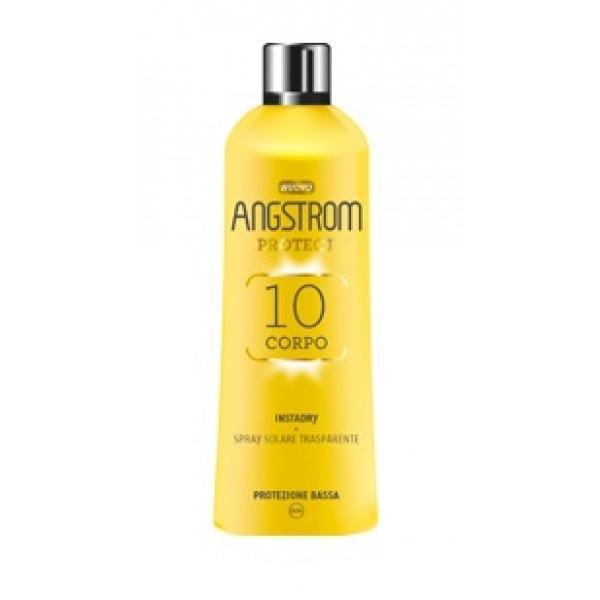 Angstrom Instadry Spray Corpo Trasparente SPF 10 150ml
