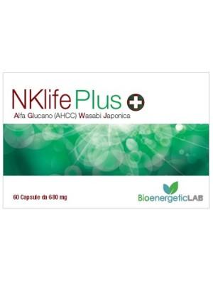 Nklife Plus 60 Capsule - Integratore Difese Immunitarie