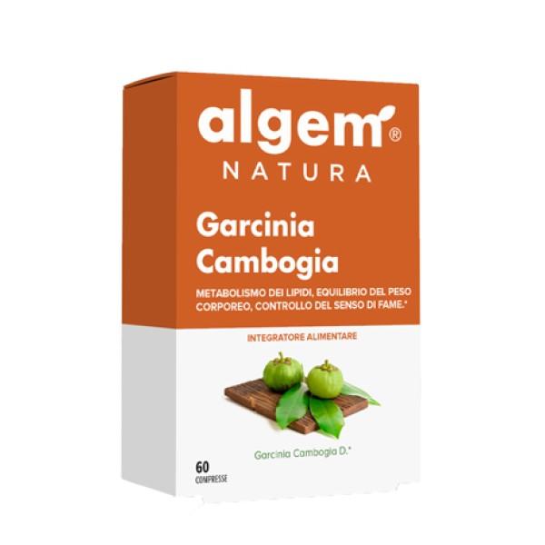 Algem Garcinia Cambogia 60 Compresse - Integratore Equilibrio Peso Corporeo