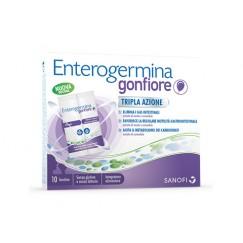 Enterogermina Gonfiore Integratore per Gonfiore 10 Bustine