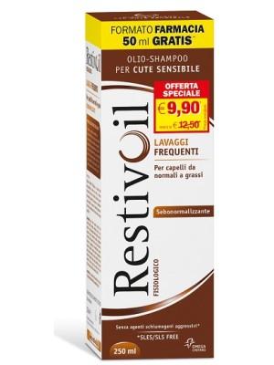 Restivoil Shampoo Fisiologico 250 ml