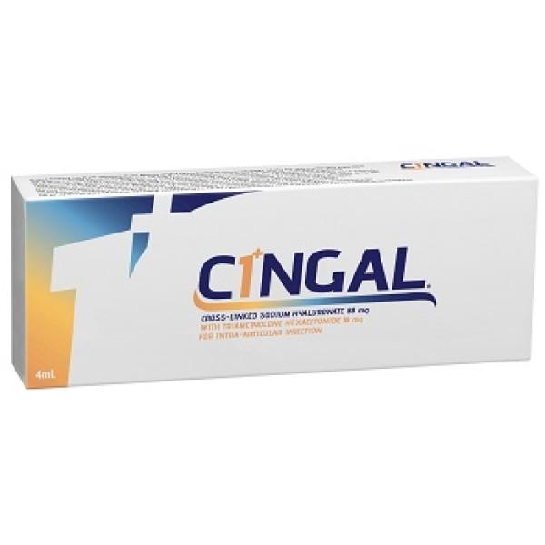 Cingal Siringa Pre-Riempita Intrarticolare 4 ml