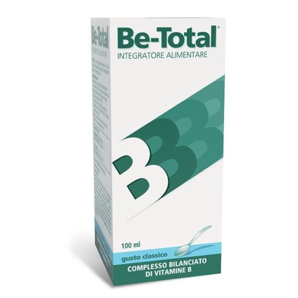 Be-Total Sciroppo 100 ml - Integratore Vitamine B