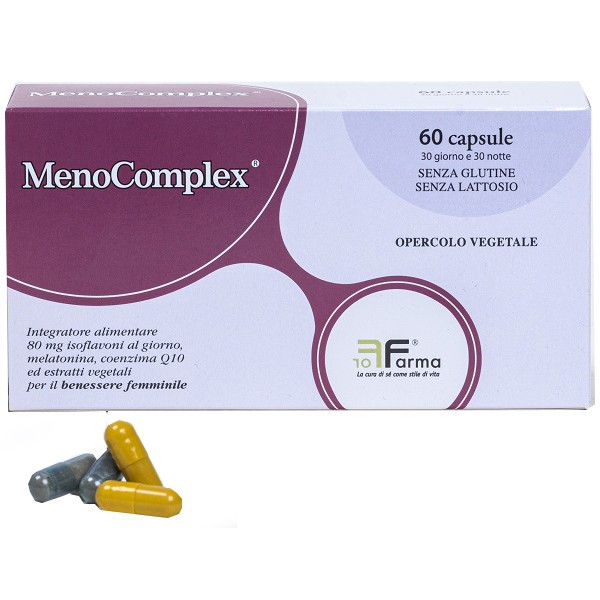 MENOCOMPLEX GG/NTT 60 Cps