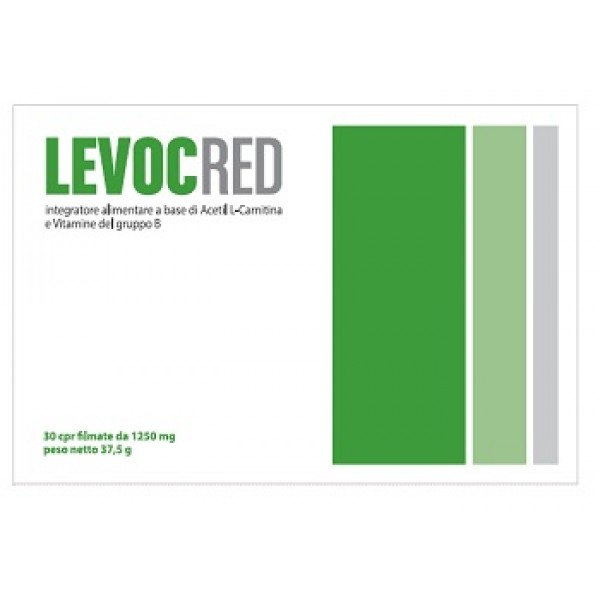 LEVOCRED 30 Cpr