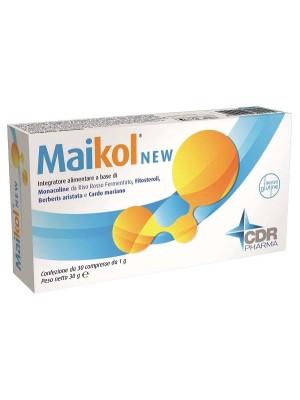 Maikol 30 Compresse - Integratore per il Colesterolo