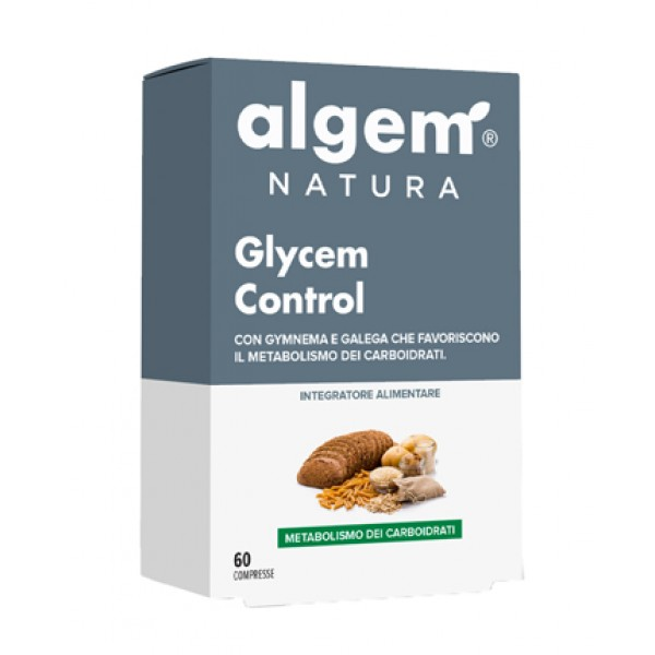 Algem Glycem Control 60 Compresse - Integratore Metabolismo