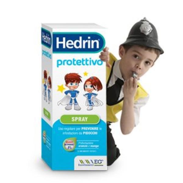 Hedrin Protettivo Spray Antipediculosi 200 ml