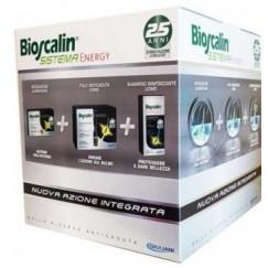 Bioscalin Energy Sistema Capelli Uomo Compresse + Fiale + Shampoo