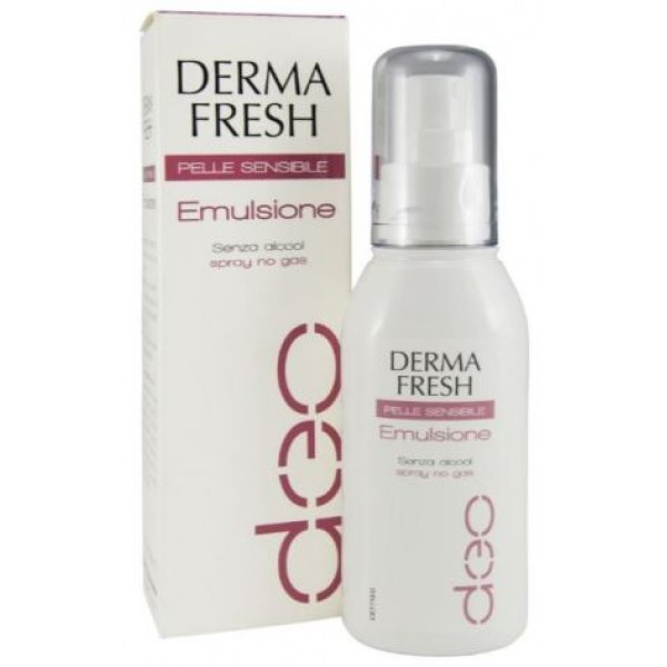 Dermafresh Emulsione Deodorante per Pelli Sensibili 75 ml