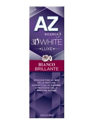 Az 3D White Luxe Bi Brill Dentifricio 75 ml