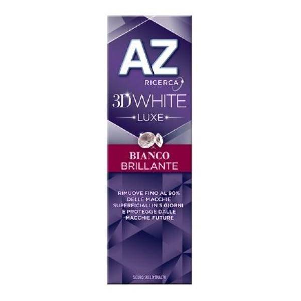 Az 3D White Luxe Bi Brill Dentifricio 75 ml