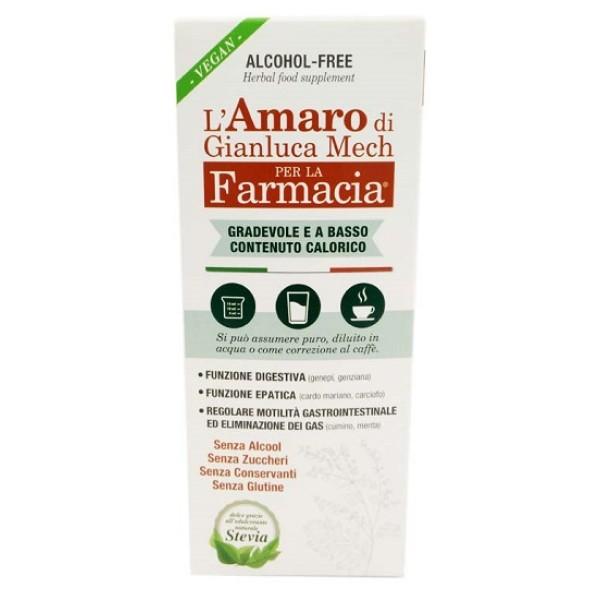 Amaro Mech 500 ml - Integratore Digestivo