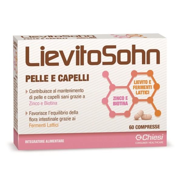 Lievitosohn 60 Compresse - Integratore Capelli e Unghie