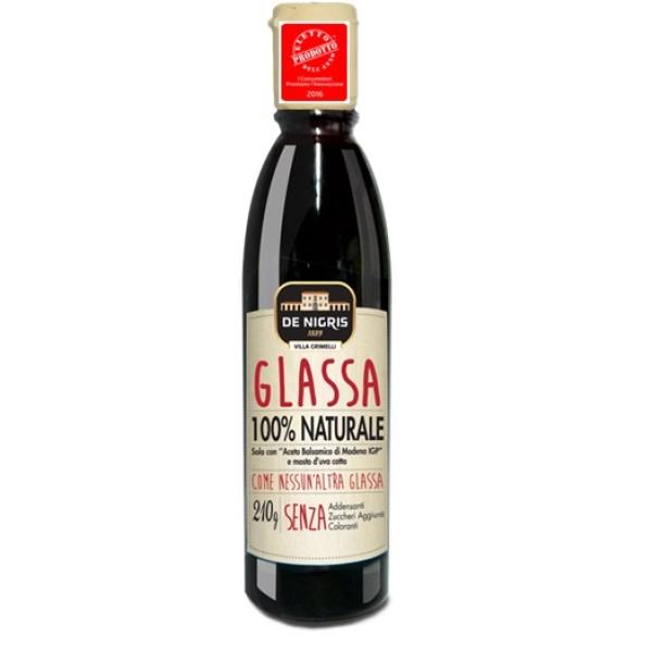 GLASSA Aceto 100% Nat.210g