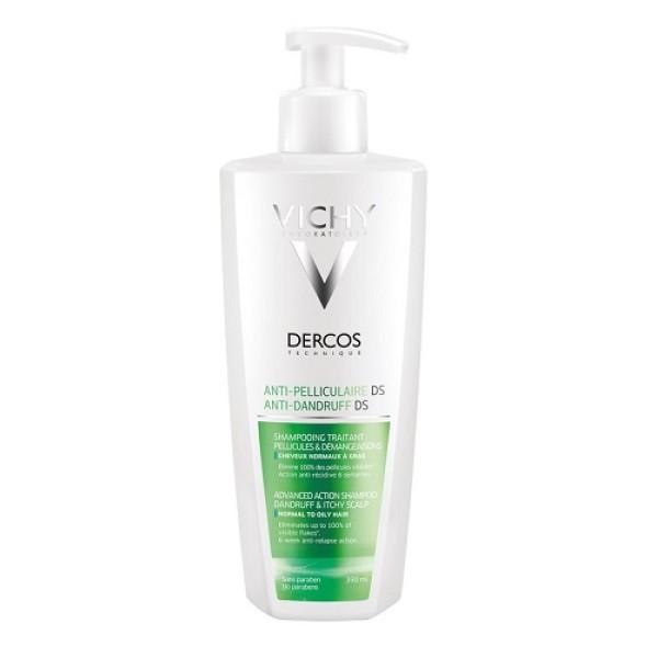 Vichy Dercos Shampoo Antiforfora Capelli Normali e Grassi 390 ml