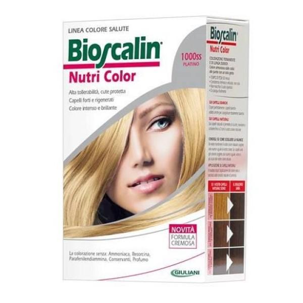 Bioscalin Nutri Color 1000SS Platino Trattamento Colore