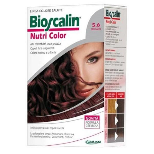 Bioscalin Nutri Color 5.6 Mogano Trattamento Colore