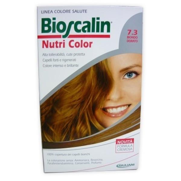 Bioscalini Nutri Color 7.3 Biondo Dorato Trattamento Colore