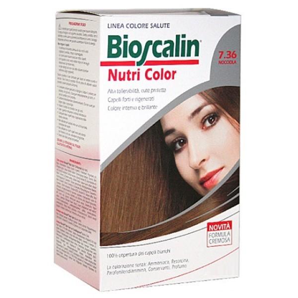 Bioscalin Nutri Color 7.36 Nocciola Trattamento Colore