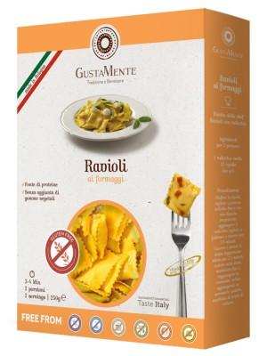 GUSTAMENTE Ravioli Form.250g