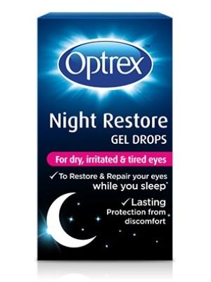 Optrex Night Repair Collirio Secchezza Occhi 10 ml