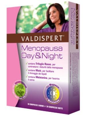 Valdispert Menopausa 30 Compresse Day + 30 Compresse Night - Integratore Donna