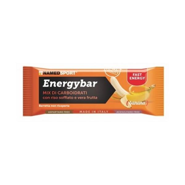 Named Sport Energy Barretta Banana 35 grammi - Barretta Proteica