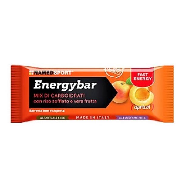 Named Sport Energy Barretta Apricot 35 grammi - Barretta Proteica Gusto Albicocca