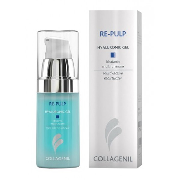 Collagenil Re-Pulp Hyaluronic Gel Viso Idratante 30ml