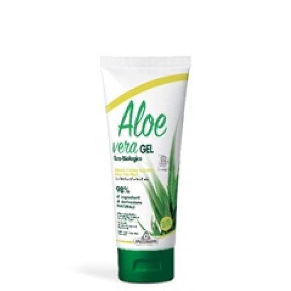 Specchiasol AloeVera Gel Puro Eco-Biologico Tea Tree e Fico d'India 200 ml