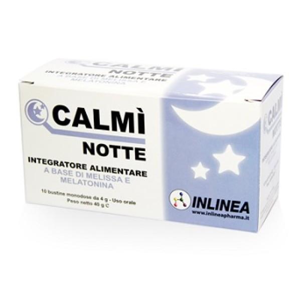 Calmi' Notte 10 Bustine - Integratore Sonno