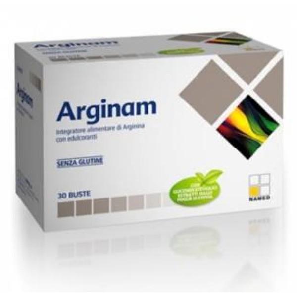 Named Arginam Integratore Alimentare 40 Compresse