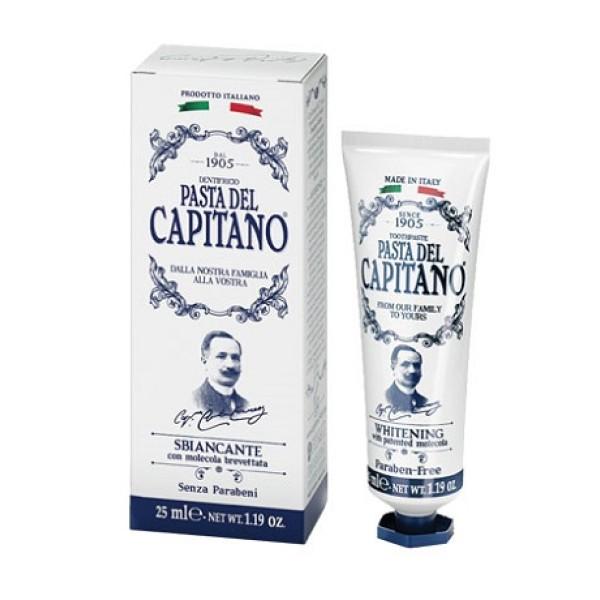 Pasta del Capitano 1905 Dentifricio Sbiancante 25 ml