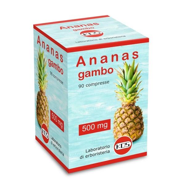 Kos Ananas Gambo 90 Compresse - Integratore Drenante